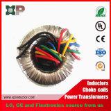 transformateur sonore toroïdal personnalisé par 300va de transformateur de puissance de 90va 150va et transformateur d'éclairage
