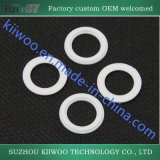 Pieza del caucho de silicón con moldeado o sacado