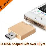 iPhone USB 펜 드라이브 (YT-I002)를 위한 새로운 주문 로고 선물