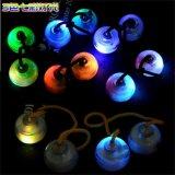 Sfere Anti-Stress dell'involucro del LED di irrequietezza del yo-yo luminoso della barretta