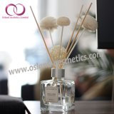 Qualitäts-Aroma-REEDdiffuser (zerstäuber) mit Rattan-REEDstock-u. Sola Blumen-und REEDdiffuser- (zerstäuber)glasflasche