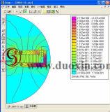 6mm Durchmesser Electret Kondensator-Telefon-Mikrofon Dgo6015dd-P2c