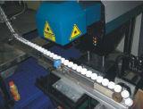 Горячие электронные блоки сбывания летают машина маркировки лазера
