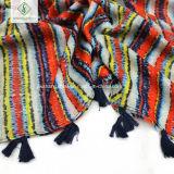 Большим Multicolor повелительница окаимленная солнцезащитный крем способа нашивки Шарф Шаль