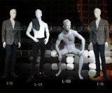 Spitzentendenz verwendete Mannequin für Speicher-Kleid