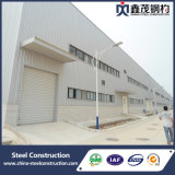 Taller de acero prefabricado de la construcción de China como edificio industrial (estructura de acero)