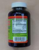 Gomme-gutte de carcinome 1300 capsules de régime