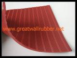 SBR, NBR, EPDM, Cr (neopreen), Silicona RubberBlad met Bereik, de EU, Iso9001- Certificaten van Fabriek