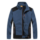 Mode à manches longues 100% Polyester Brodé Casual Outdoor Winter Men Jacket