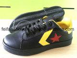 カスタマイズされた女性の注入PUの偶然靴のスポーツの靴(FFYJ1223-02)