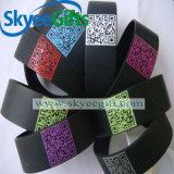 Fabrik verkaufen direkt kundenspezifische Printied breite Gummiband-Armbänder