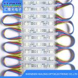 5050 Baugruppee der LED-Chips RGB-imprägniern sieben Farben-LED