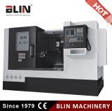 BlX50)台湾の線形案内面が付いている傾いたベッドCNCの旋盤機械