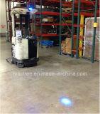 Piloto del almacén de la punta del punto ligero de seguridad de la carretilla elevadora del LED