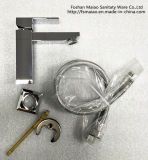Watermark Modern Bathroom Single Handle Baton de cuivres en laiton (HD4250)
