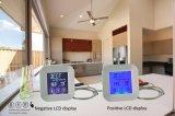 스테인리스 탐침 접촉 스크린 부엌 BBQ 온도계 LED