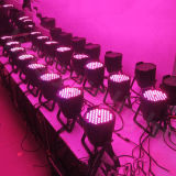 54X3w RVB 3in1 Chine LED PAR Cans Guangzhou étape d'éclairage
