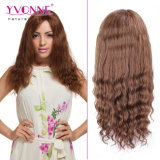 Покрасьте бразильский парик фронта шнурка человеческих волос #2