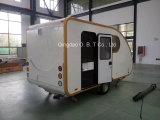 Het Kamperen van de luxe de Caravan van de Aanhangwagen met Gemaakte de Chassis van Duitsland