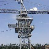 Guindaste de torre da construção de fábrica do guindaste de torre de China