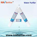 """Cartucho do purificador do tratamento da água com algodão 10 """" 20 """" dos PP"""