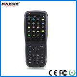 Terminal móvil Handheld, PDA industrial, explorador del código de barras, Mj PDA3501