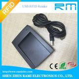 125kHz programa de lectura de la tarjeta inteligente del Em RFID con el programa de lectura dominante tamaño pequeño del USB