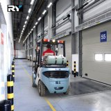 LPG & платформа грузоподъемника топлива поединка газолина, 3.5 тонны