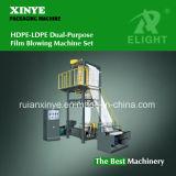 Xinye HDPE LDPE durchgebrannte Film-Extruder-Maschine
