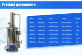 distillatore dell'acqua del laboratorio 5L/10L/20L con il riscaldamento elettrico