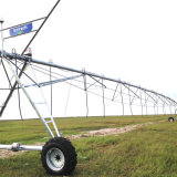 Pivot de centre de système d'irrigation pour le pâturage