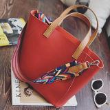 Sac d'emballage en cuir de Madame Wholesale Designer de sac à main d'unité centrale de femmes de mode Sy7827