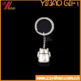 Nettes Belüftung-Schlüsselkette Customed Firmenzeichen (YB-HD-191)
