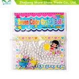 Kristallwasser-Raupen für Orbeez BADEKURORT Nachfüllungs-sensorisches Kind-Spielzeug