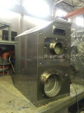 Deumidificatore industriale dell'acciaio inossidabile