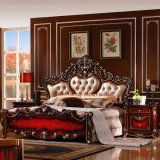 Bett stellte für Hauptmöbel ein (W816)