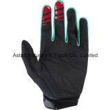 Sport esterni di nuovo disegno alla moda di Green&Black che corrono i guanti (MAG77)