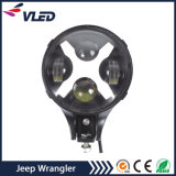 Phare du véhicule DEL pour le phare de Jk de pièces d'auto de phares de Wrangler de jeep
