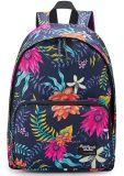Form-Freizeit-bunter gedruckter Muster-Schule-Kursteilnehmer-Rucksack