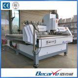 4.5kw husillo metal / madera / acrílico / PVC / mármol Máquina CNC Router