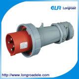 IP67 4p Stop & Contactdoos van de Macht van 63A/125ACe de de Industriële