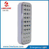 Indicatore luminoso Emergency ricaricabile del LED Protable con telecomando