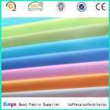 Tessuto 45GSM del palladio del taffettà 70d per i sacchetti di indumento che allineano le tende di acquazzone del tessuto