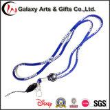 青い円形ロープの締縄