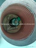 100kg jejuam fornalha de indução de derretimento para o cobre