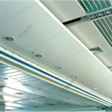 Panneau en aluminium de mur rideau de plafond en métal du nouveau produit 2017 avec la qualité de prix usine