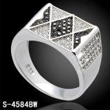 High quality Fashion Jewelry Silver ring for one