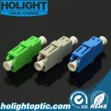 LC a LC Simplex Adaptador de fibra óptica