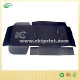 Stagnola d'argento che timbra il contenitore di monili, contenitori di regalo di carta (CKT-CB-241)