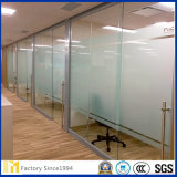 2mm-12mm Clear Ácido Etched Glass / Sandblasted Vidro / Colorido Vidro Gelado / Frost Vidro / Sandblasting Vidro / Vidro Gelado para Porta ou Janela